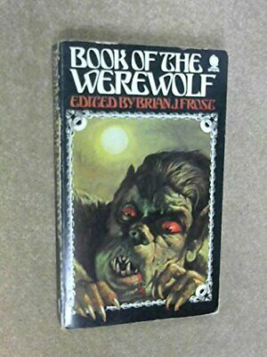 Book of the Werewolf Paperback Book The Cheap Fast Free Post