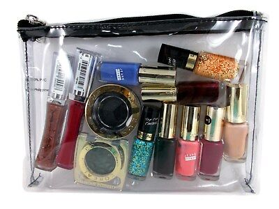 L'OREAL PARIS 13 pc Ladies Gift Set (lip eye shadow & nail polish)