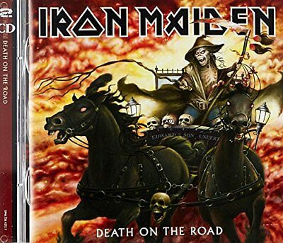 Iron Maiden - Death On The Road - Iron Maiden CD NWVG The Fast Free Shipping