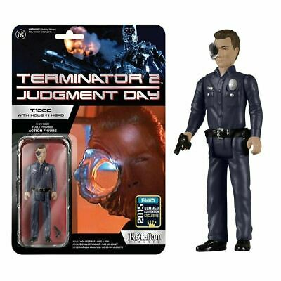 Funko Terminator 2 ReAction Figure T1000 With Hole In Head 8cm Collectable