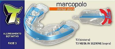 Dispositivo ortodontico dentale Myobrace T3 dental orthodontic appliance Teens
