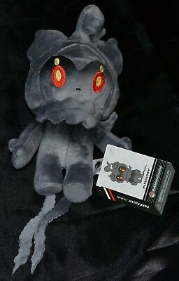 "9"" Marshadow Poke Plush (Standard Size) Official Pokemon Center Dolls Toys NEW"