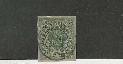 Luxembourg, Postage Stamp, #11 Used, 1859