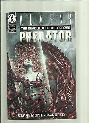 ALIENS/PREDATOR: The Deadliest of the Species #6 (of 12) - Dark Horse Comics.