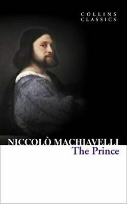 NEW The Prince By Niccolo Machiavelli Paperback Free Shipping