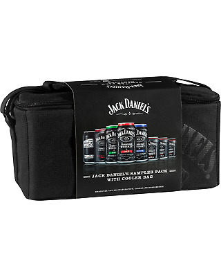 Jack Daniel's Sampler Pack with Cooler Bag Premix Whisky 375mL