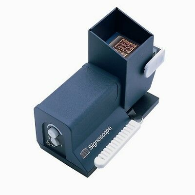 Safe Signoscope T1 watermark detector - Please see examples of watermarks