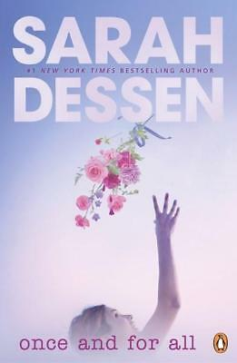 NEW Once And For All By Sarah Dessen Paperback Free Shipping