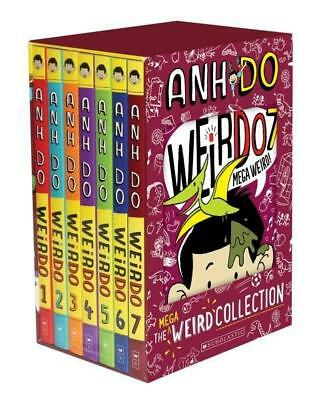 NEW Weirdo: The Mega Weird Collection By Anh Do Boxed, Slipcased or Casebound