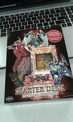 Yugioh GX Starter Deck Special Edition Factory Sealed 1st Edition