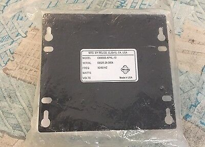 PELCO CM8500 APNL 10 Breakout Panel New!