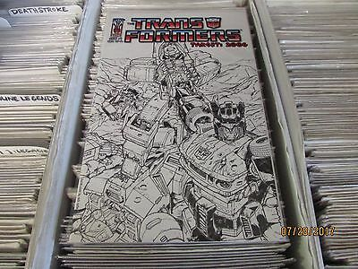 The Transformers: Target: 2006 #4 (Jul 2007, IDW)