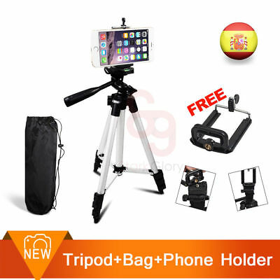 Universal MINI TRIPODE + SOPORTE MOVIL PARA SMARTPHONE IPHONE SAMSUNG HTC HUAWEI