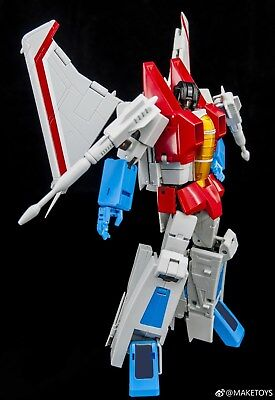 Transformers toy Maketoys MT MTRM-11 Howling Meteor G1 Starscream in stock MISB