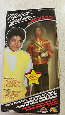 Michael Jackson American Music Awards Doll