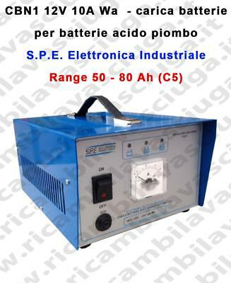 CBN1 12V 10A Wa carica batterie for acid plombe battery S.P.E. Elettronica Indus