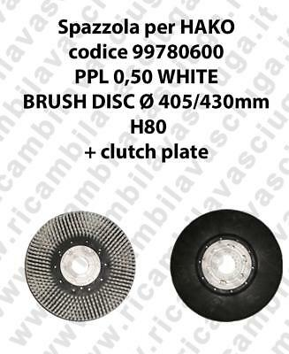 Cleaning Brush for scrubber dryer HAKO codice 99780600