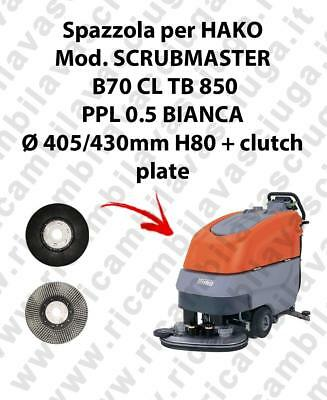 Cleaning Brush for scrubber dryer HAKO Model SCRUBMASTER B70 CL TB 850