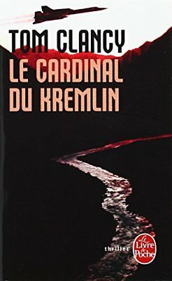 Le Cardinal Du Kremlin (Ldp Thrillers) by Clancy, T Book The Cheap Fast Free
