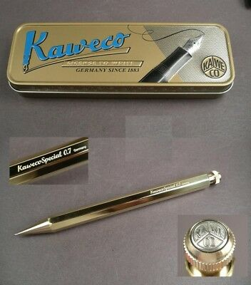 Kaweco Special Bleistift Messing  0.7mm Mine  #