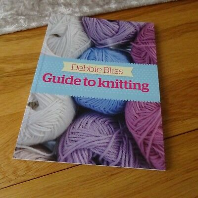 Debbie Bliss Guide to Knitting Booklet