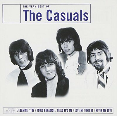 The Casuals - The Very Best Of The Casuals - The Casuals CD VRVG The Fast Free
