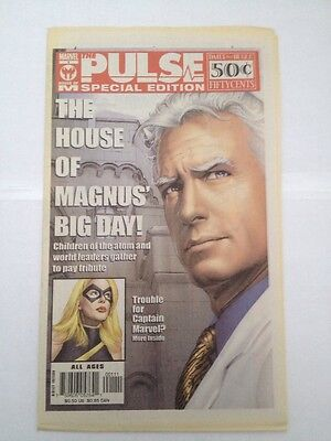 pulse # 1 ,2005 house of M special