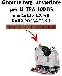 ULTRA 100 BS  Back Squeegee rubber Comac