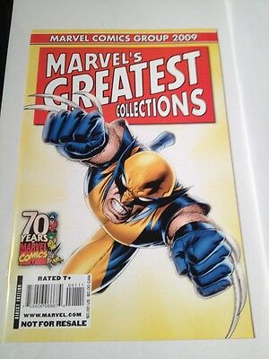 Marvel's  Greatest Collections 2009