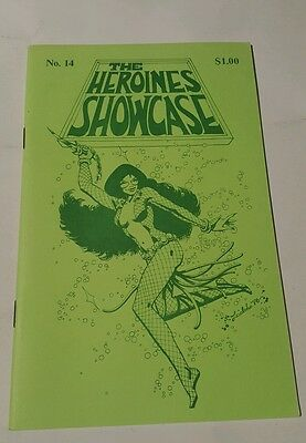 The heroines showcase # 14 ,1978 gamora