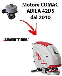 ABILA 42DS 2010 (from serial number 113002718)