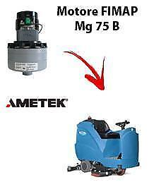 Mg 75 B   Vacuum motors AMETEK for scrubber dryer Fimap