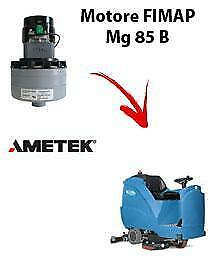 Mg 85 B   Vacuum motors AMETEK for scrubber dryer Fimap
