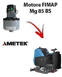 Mg 85 BS   Vacuum motors AMETEK for scrubber dryer Fimap