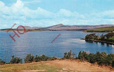 Picture Postcard: Bantry Bay, Dunamarc (The Fort Of Ships) & Caha Mountains