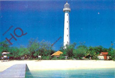 Picture Postcard: China?, Lighthouse