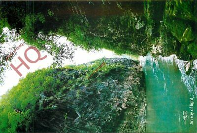 Picture Postcard; China, A Ray Of Light, Gorge