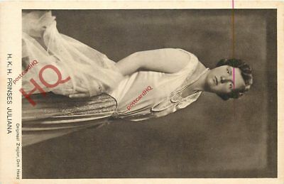 Picture Postcard- H.K.H. PRINSES JULIANA (PRINCESS LATER QUEEN)