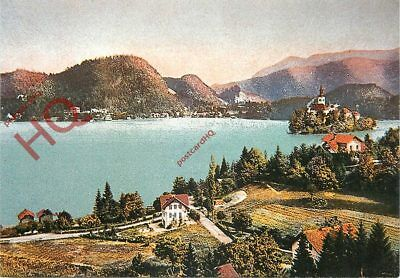 Picture Postcard::Bled, 1903-1926 (Repro)
