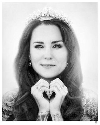 Kate Middleton by JJ ADAMS
