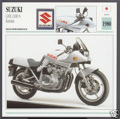 1980 SUZUKI GS 650cc G Katana 673cc Japan Bike Motorcycle