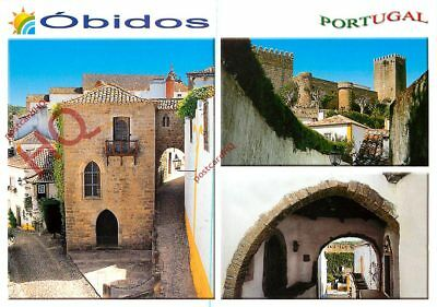 Picture Postcard--Obidos (Multiview)