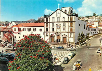 Picture Postcard: Madeira, Funchal, Praca Do Municipio
