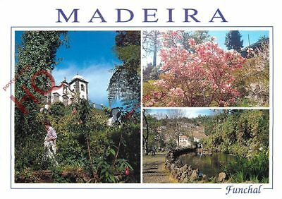 Picture Postcard~ Madeira, The Monte Church (Multiview)