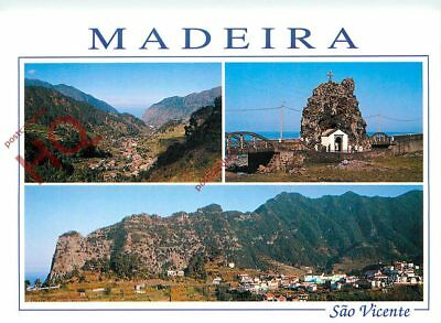 Picture Postcard; Madeira, San Vicente (Multiview)