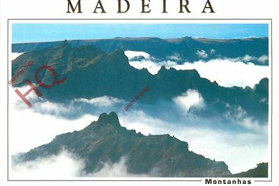 Picture Postcard:;Madeira, Inland Mountains