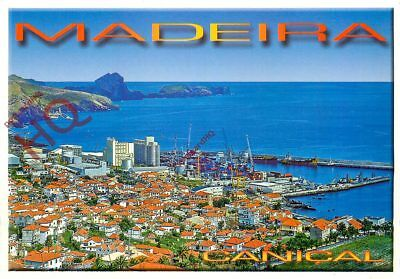 Picture Postcard- Madeira, Canical