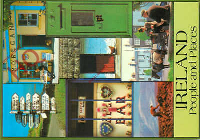 Picture Postcard; Ireland, People And Places (Multiview)