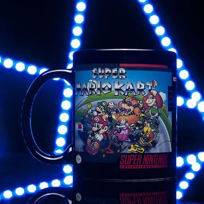 Official Licensed Nintendo Super Mario Kart Heat Changing Coffee Mug