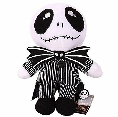 The Nightmare Before Christmas Baby Jack Skellington 8 Plush Toy Doll Standing